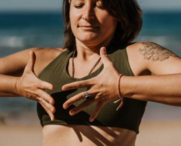 Yin Yoga Retreat Erdung und Herzöffnung
